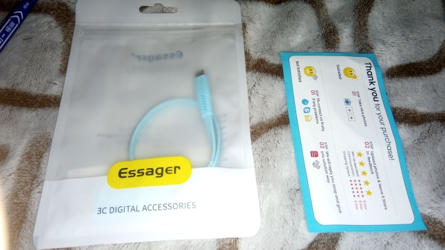 Essager Flat Micro USB Cable For Xiaomi Redmi Samsung 2.4A Fast Charging Microusb Data Charger Cord Android Mobile Phone Cables-in Mobile Phone Cables from Cellphones & Telecommunications on AliExpress