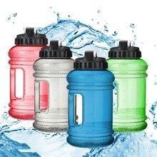 2.2L Boca Grande Gimnasio de Entrenamiento Del Deporte Libre de BPA Beber Agua Tapa de la botella de Gran Capacidad de Caldera para Picnic Al Aire Libre Para Bicicleta Camping
