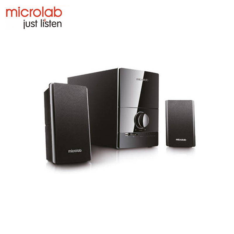 Speakers Microlab M-500U microlab m 109 black