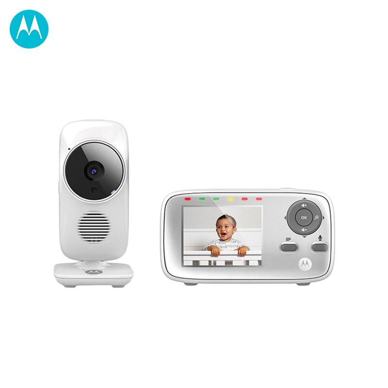 Baby Sleeping Monitor Motorola MBP483 baby monitor switel bcc38