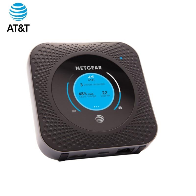 US Version M1 AT&T Unlocked NETGEAR Nighthawk M1 MR1100 CAT16 Hotspot Wifi Router Support B1/B2/B3/B4/B5/B7/B12/B29/B30B/66