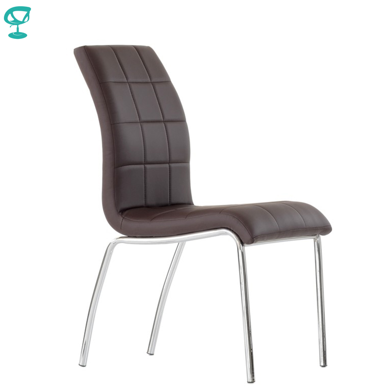 S14PUBrown S-14 Eco-leather Kitchen Furniture Breakfast Interior Stool Chair For Dining Bown Free Shipping In Russia