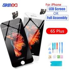 AAAA oryginalny ekran LCD do iPhone 6s Plus ekran LCD i montaż Digitizer 6 S Plus 6SP A1634 A1687 A1699 wyświetlacz LCD dotykowy