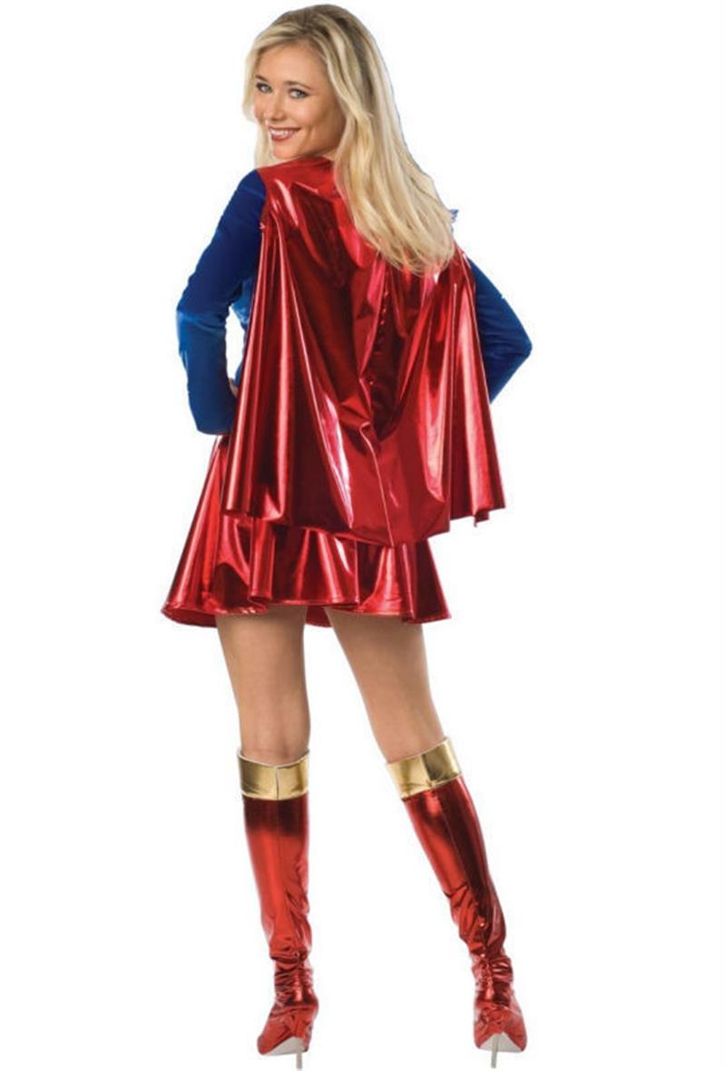 Supergirl Halloween Costume 2