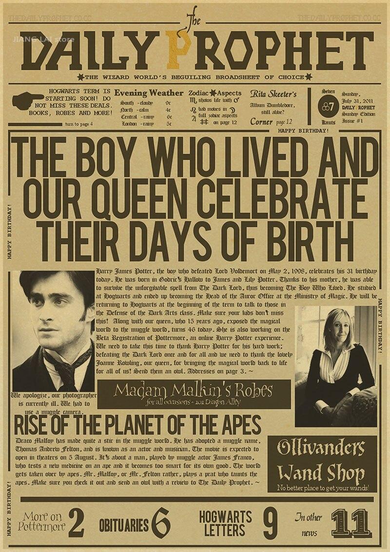 Best Wallpaper Harry Potter Vintage - Kustom-poster-Harry-Potter-vintage-Cetak-poster-kamar-Rumah-Dekorasi-Jendela-poster-wallpaper  2018_7523.jpg