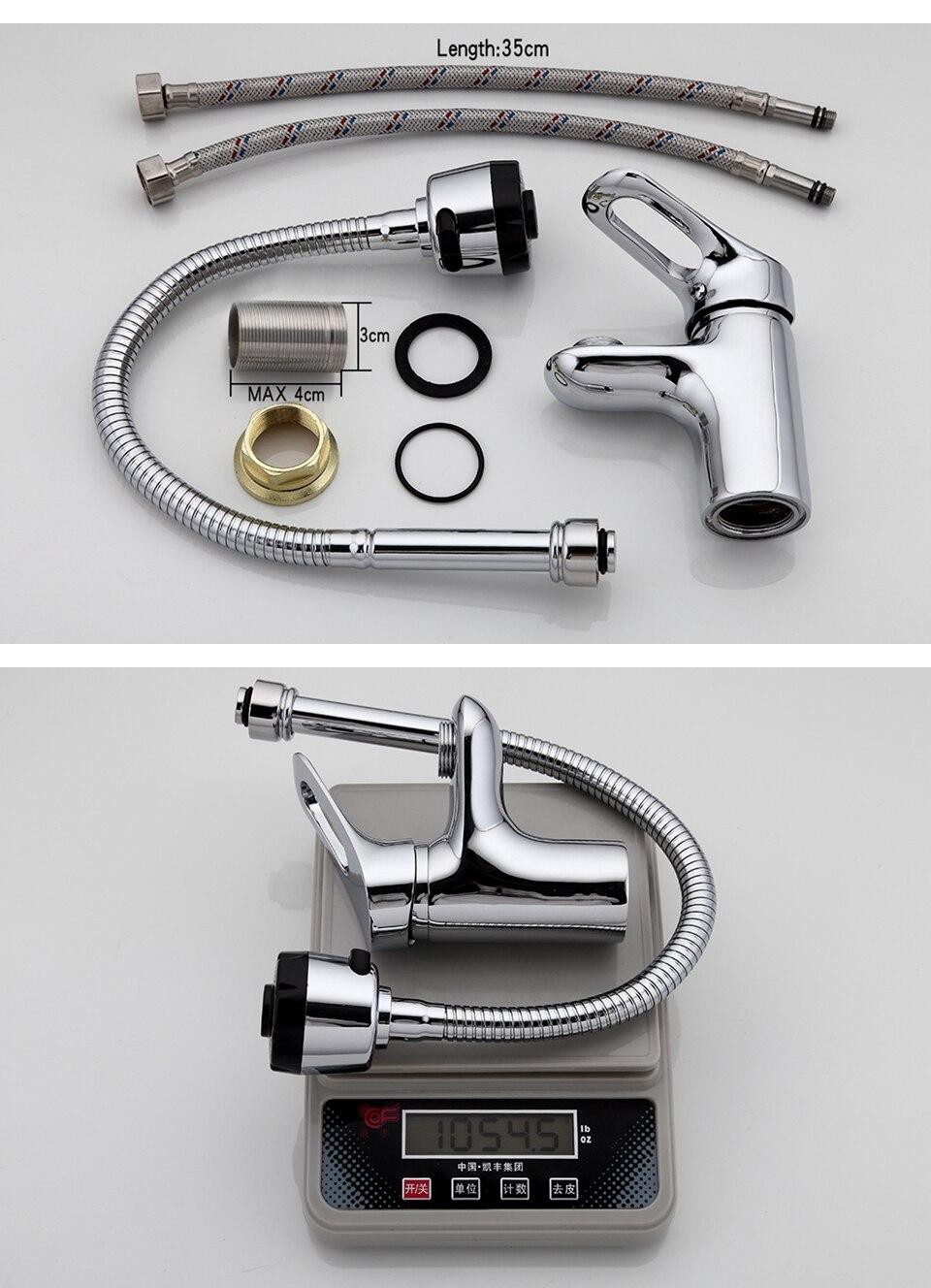 flexible kitchen faucet 10
