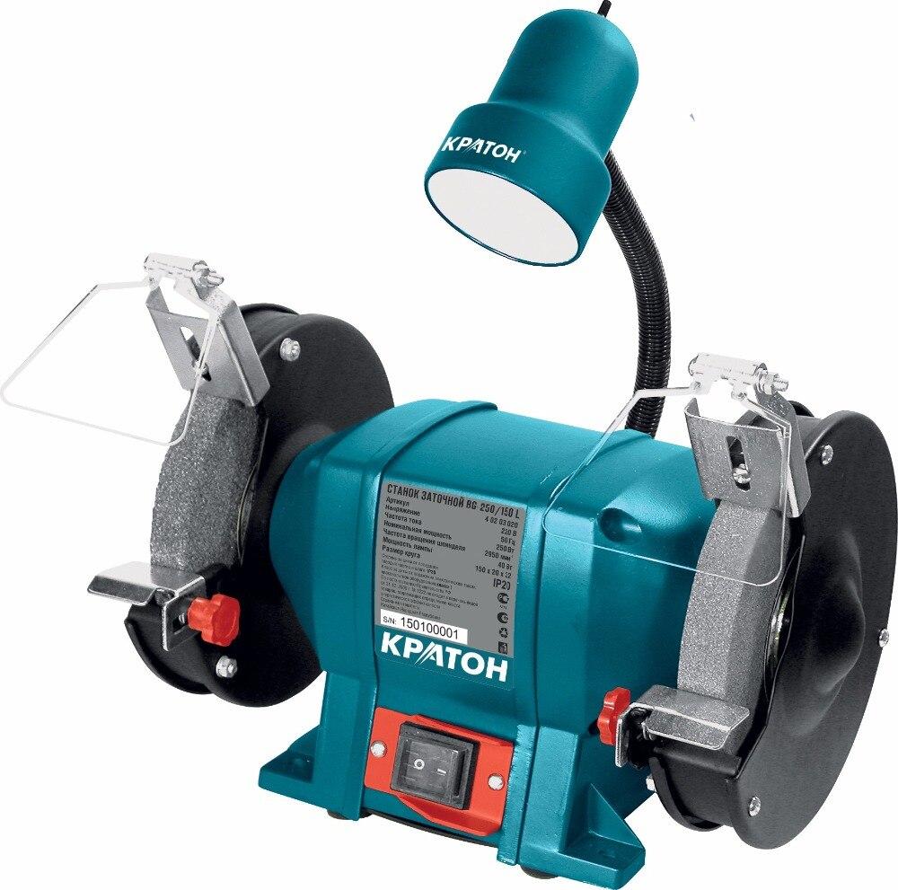 Grinding machine Kraton BG 250/150 L цена в Москве и Питере