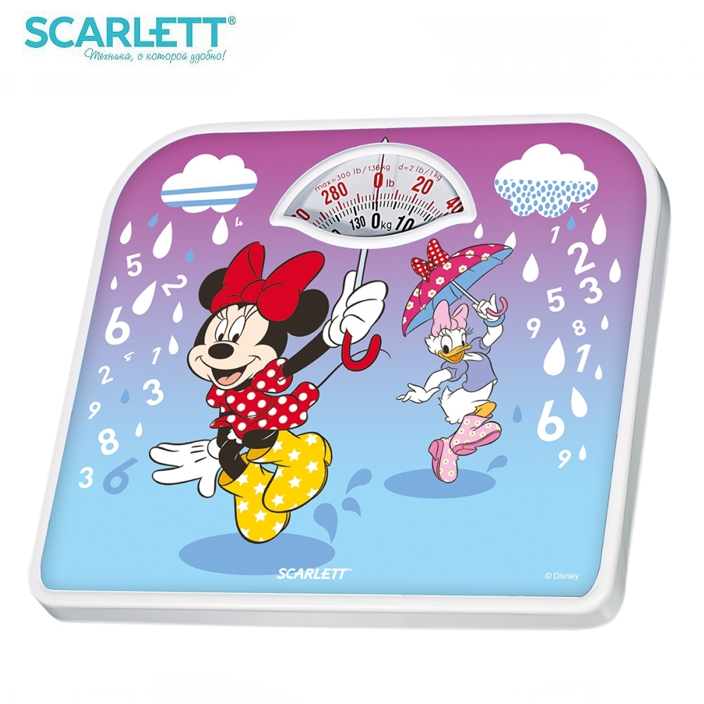 Scale floor Scarlett SC-BSD33M951 smart Electronic body Scales for weighing human scales weight