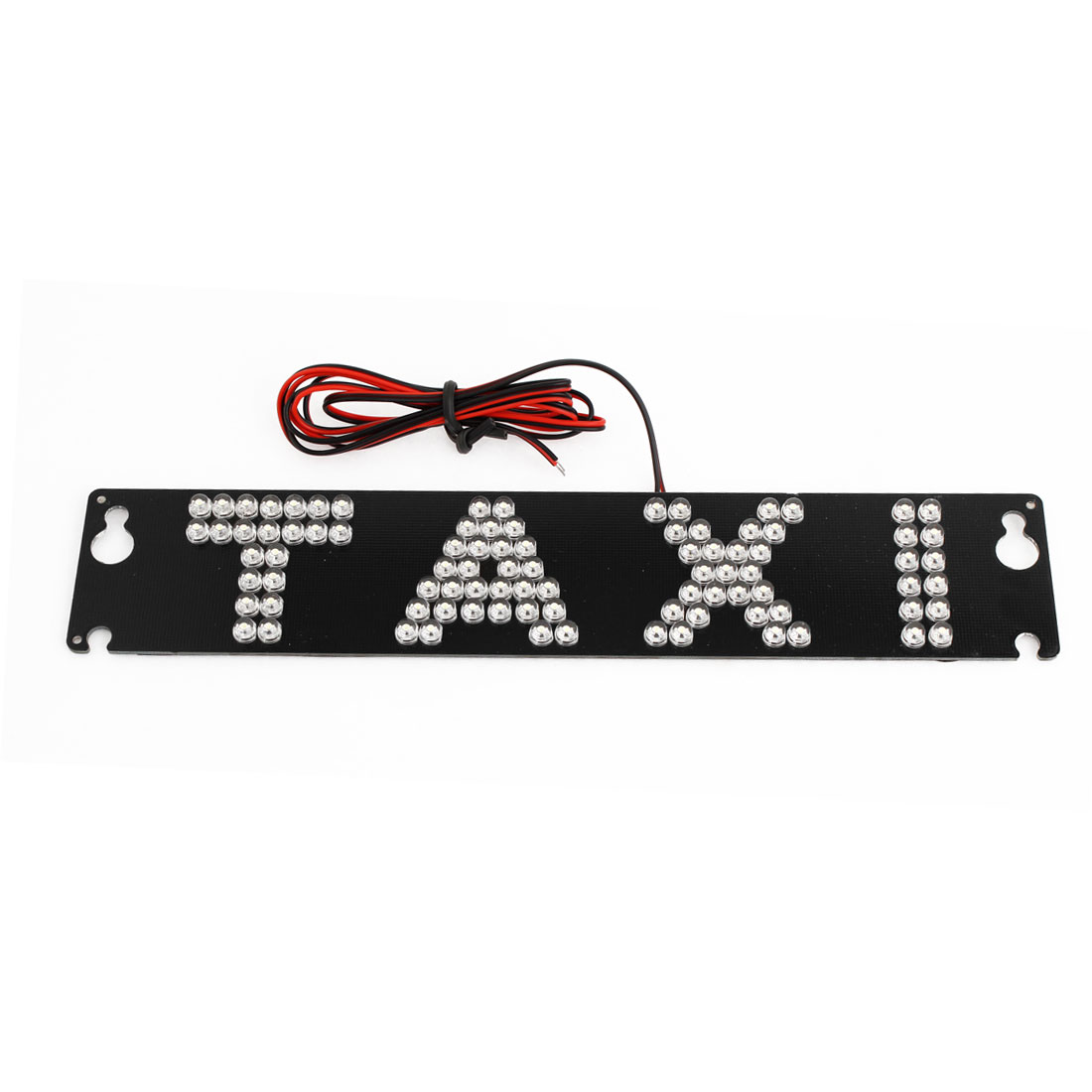 UXCELL Suction Cup Mount Auto Windscreen Cab Sign Yellow 90 Leds Taxi Light Lamp  12V Internal wholesale taxi led light auto indicator lamp vehicles car windscreen cab sign white led taxi lamp 12v car styling free shipping