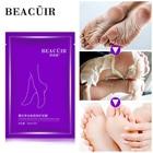 BEACUIR Foot Mask Foot Peeling Renewal Pedicure Exfoliating Remove Dead Skin Smooth Exfoliating Socks Foot Care for Peeling