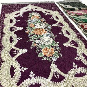 Image 2 - Islamitische Gebed Tapijt Moslim Gebed Mat JaNamaz Salat Sajadah speciale eid gift