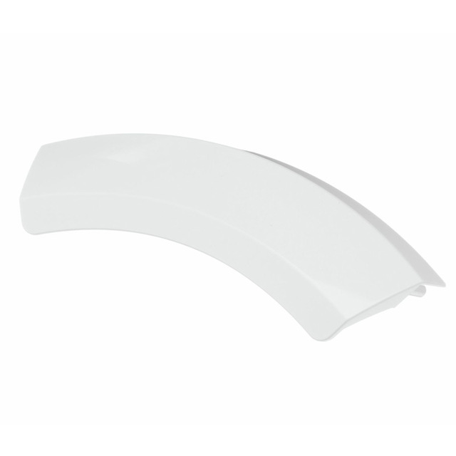 Tumble Dryer White Door Handle Replacement For Bosch WTE, WTV, WTS Series   00644221