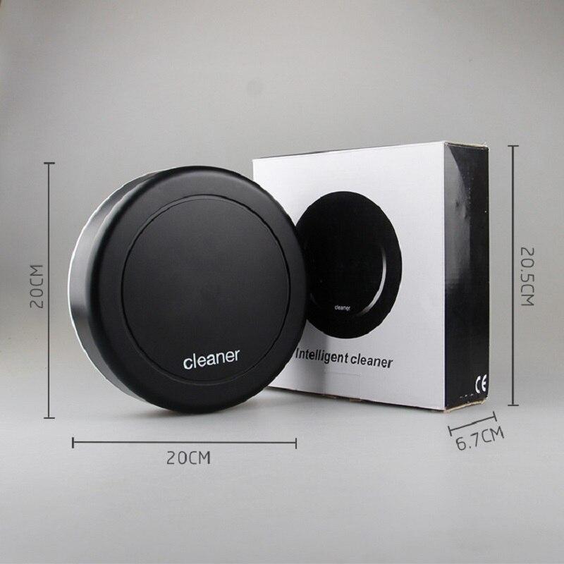 Mini Intelligent Smart  Vacuum Cleaner  3
