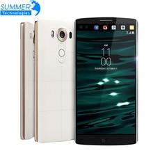 Original LG V10 H900 H901 Mobile Phone Hexa Core 5.7″ 4GB RAM 64GB ROM Snapdragon 808 4G LTE Android  Smartphone