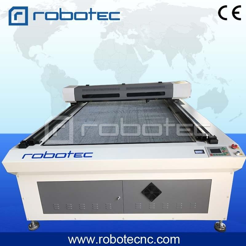 Haute précision 80 W/100 w/150 w/180 w à plat machine de découpe laser, 1325 CNC laser machine de découpe pour bois
