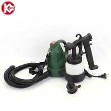 Электрический краскораспылитель Калибр ЭКРП-600/0,8