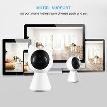 ET A280 Cat IP WiFi камера HD 360 градусов беспроводной детский монитор Pan Tilt инфракрасная камера безопасности для двери ночное видение мини робот
