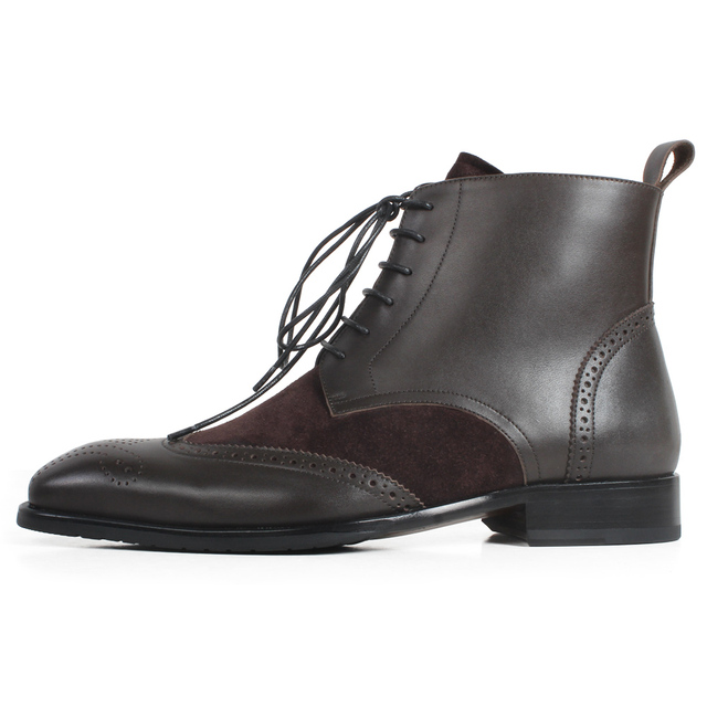 Genuine Cow Leather Boots Mawgie
