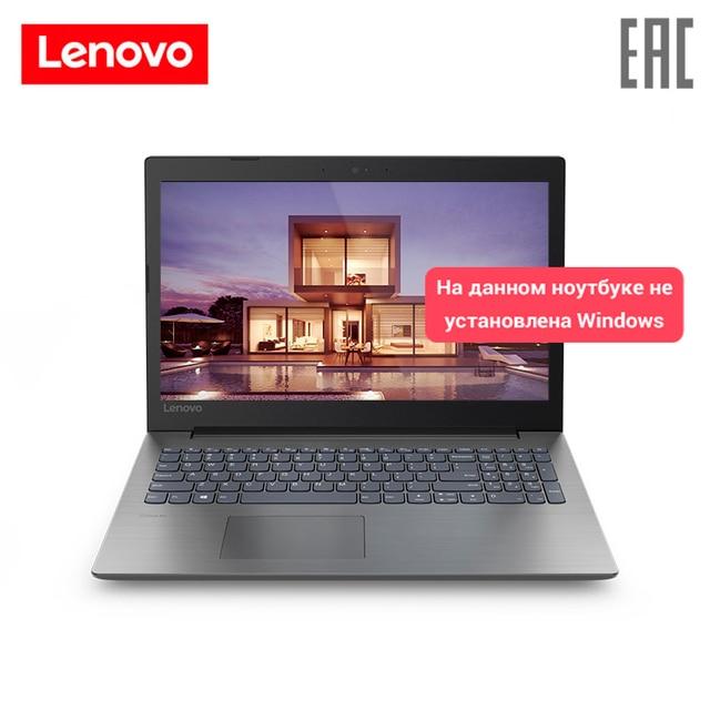 "Ноутбук lenovo 330-15IGM 15,6 ""/N4000/4 GB/500 GB/Intel HD 600/noODD/DOS/черный (81D1009HRU)"