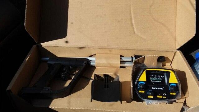 BOOLATEK HOT SALE Underground Metal Detector MD-4030P Gold Detectors MD4030 Treasure Hunter Detector Circuit Metales