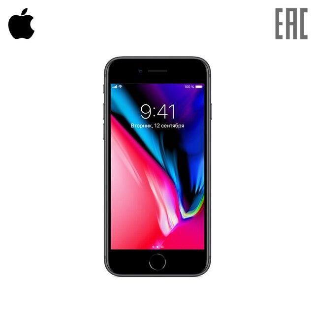 Смартфон Apple iPhone 8 64 ГБ [Официальная гарантия 1 год. Доставка от 2 дней]