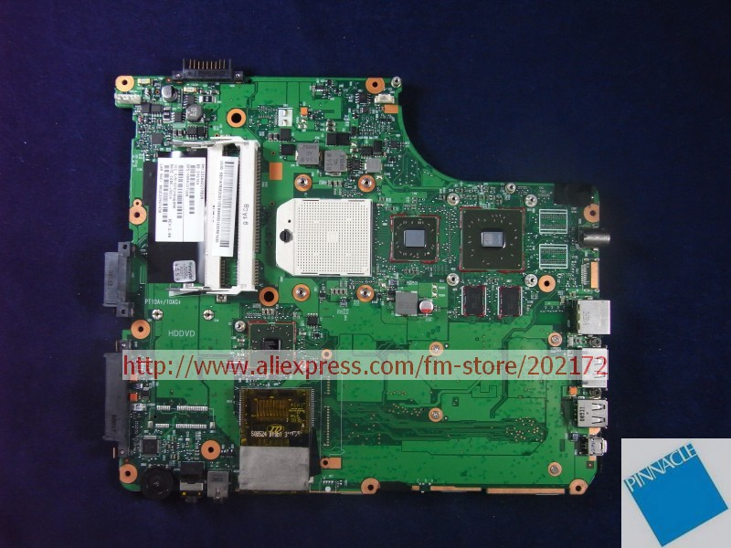 V000127160 Motherboard for Toshiba Satellite A300D A305D 6050A2172301 toshiba satellite p25 s507 матрица
