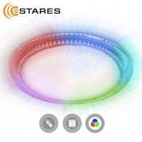 Lampe à LED contrôlable ESTERA 60 W RGB R-465-WHITE-220V-IP20 Maysun Estares