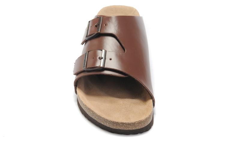 2018 New Arrival BIRKENSTOCK 유니섹스 여름용 플랫 슈즈 - 남성용 신발 - 사진 5