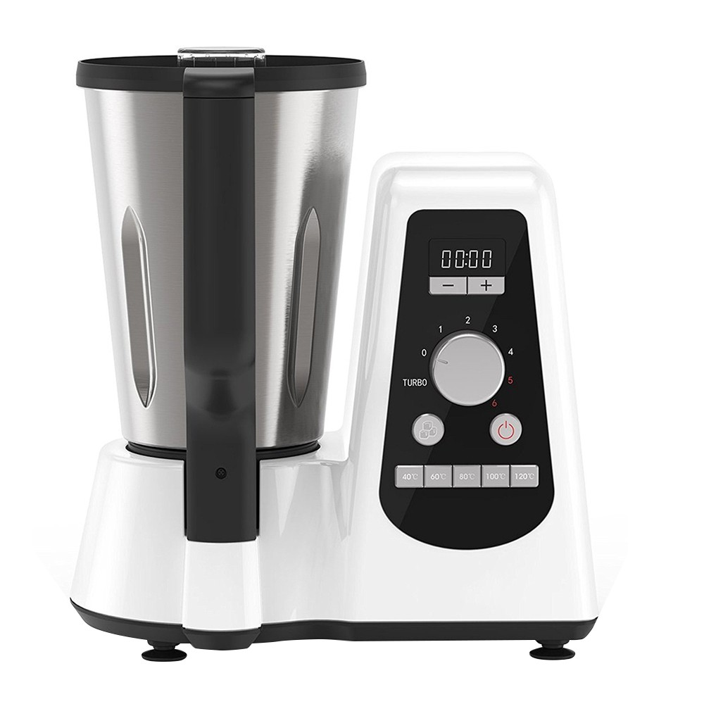 Robot de cuisine Multifonction avec une capacité de 1, 5L. Idéal pour cuisiner des recettes de type avant tout