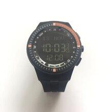 1 pcs/lot Free shipping HA-6505BB black color azan wrist watch azan sports watch waterproof with qibla direction 1pcs lot muslim automatic fajr alarm watch ha 6506bb