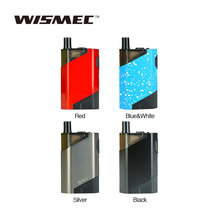 Orignal Wismec HiFlask POD Kit with 2100mah Battery JVUA System & 5.6ML Cartridge Vape E Cigarette Vaper Vaporizer  VS GEN3 Dual