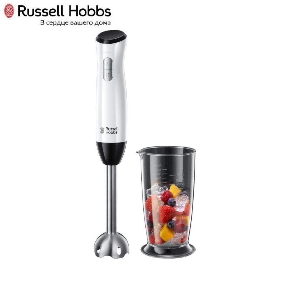 Blender submersible Russell Hobbs 24691-56 Blender smoothies kitchen Juicer Portable blender kitchen Cocktail shaker Chopper Electric Mini blender blender железо