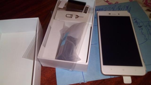 "Original Xiaomi Redmi 4A 4 A 2GB 16GB ROM Mobile Phone 5.0"" 4G LTE Snapdragon 425 Quad Core Smartphone 3120mAh 13MP Smartphone"