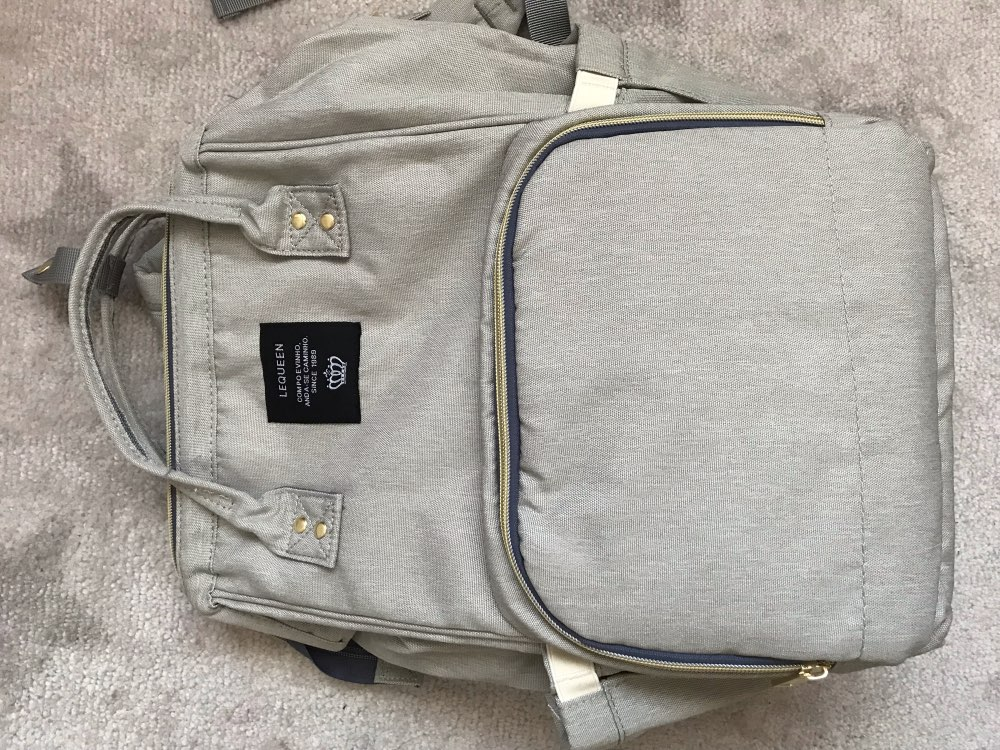 1b884ff8607d Excellent product, brought the courier and i did not even expect) the  backpack is beautiful, high-quality and without extraneous odors. Thank You