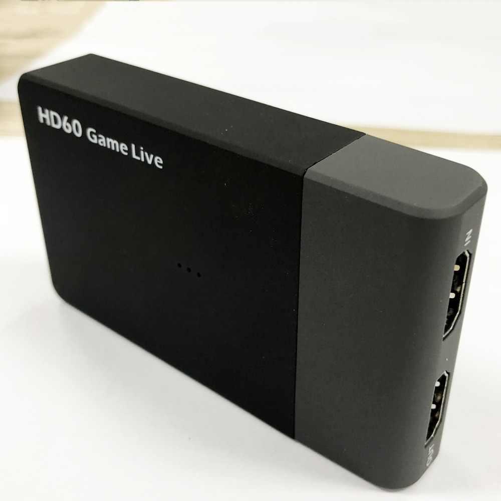 ezcap 261 M USB 3 0 4K 1080P Video capture game Live