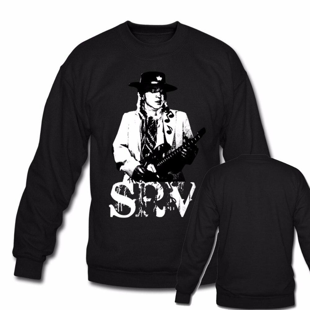 Rock Taille Longues S Hommes Capuche Manches Grande Stevierayvaughan Noir Shirts Black À Guitare Sweat 3xl Pg4qUUndY