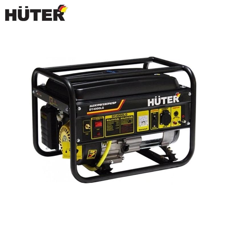 Electric generator HUTER DY4000LG цена