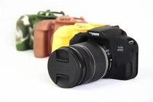 Мягкий силиконовый чехол Камера тела защитный мешок для canon eos 800d резиновое покрытие Батарея открытие Камера сумка