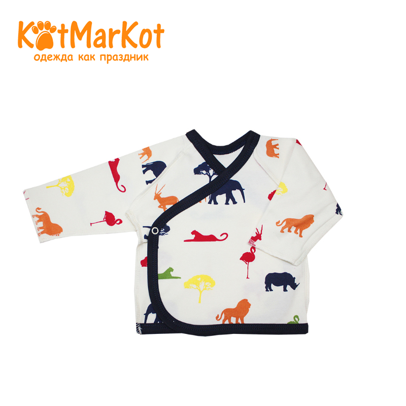 Baby's loose jacket Kotmarkot 4277  children clothing for baby boys kid clothes db4072 dave bella autumn baby boys red clothing set patchwork clothing set