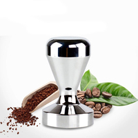Stainless Steel Coffee Tamper Barista Espresso Tamper 51mm Base Coffee Bean Press