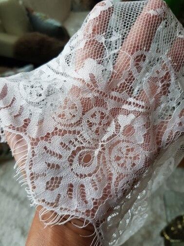 Slips women black white Eyelash lace leakage shoulder transparent full slips hot intimates underwear