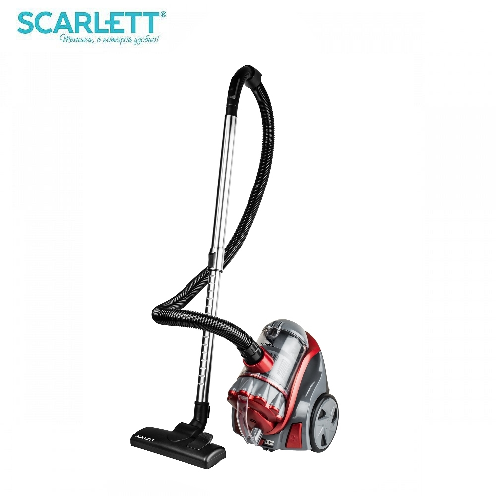 Vacuum Cleaner Scarlett SC-VC80C02 Vacuum cleaner for home Cyclone vacuum cleaners Shipping from Russia