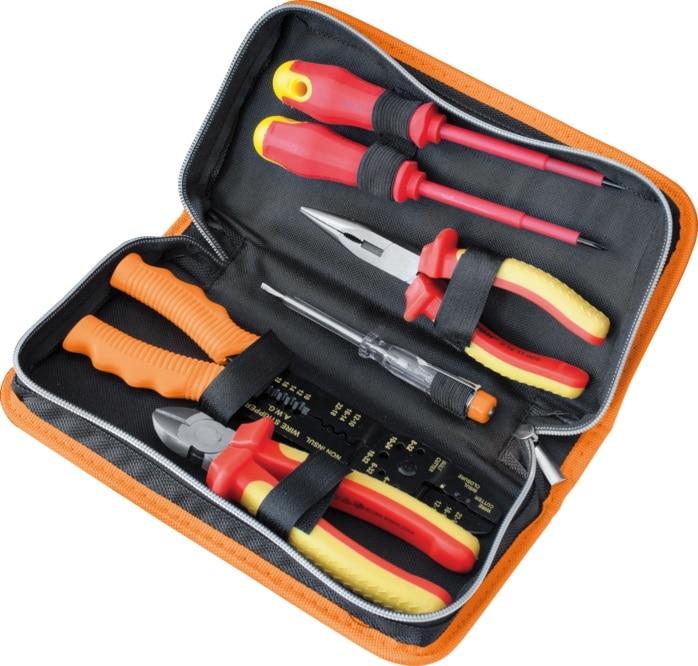 Set for electrical work KRATON DE-01/06 цена