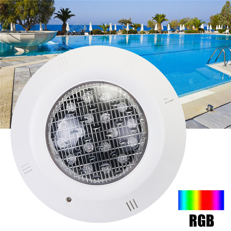 Outdoor Lighting Waterproof Led Swimming Pool Light IP68 AC12V LED Lighting RGB led Underwater Pond Led Lights Pool Accessories les gobelins les gobelins накидка на диван terrain russe 170х200 см