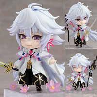 10cm Nendoroid FGO destin Grand ordre Merlin avec arme figurine modèle mignon poupée Anime Collection jouets meilleur cadeau pour ami