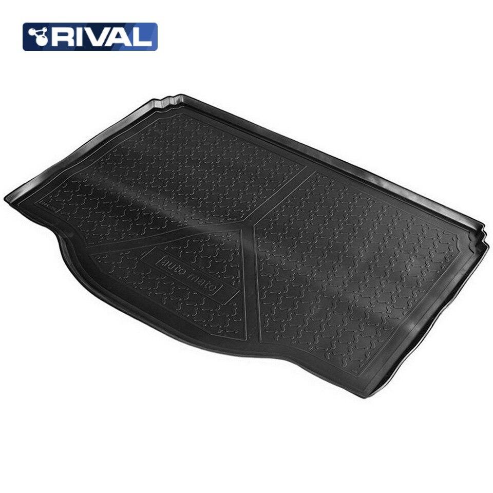 For Opel  Mokka 2012-2015 trunk mat Rival 14206002