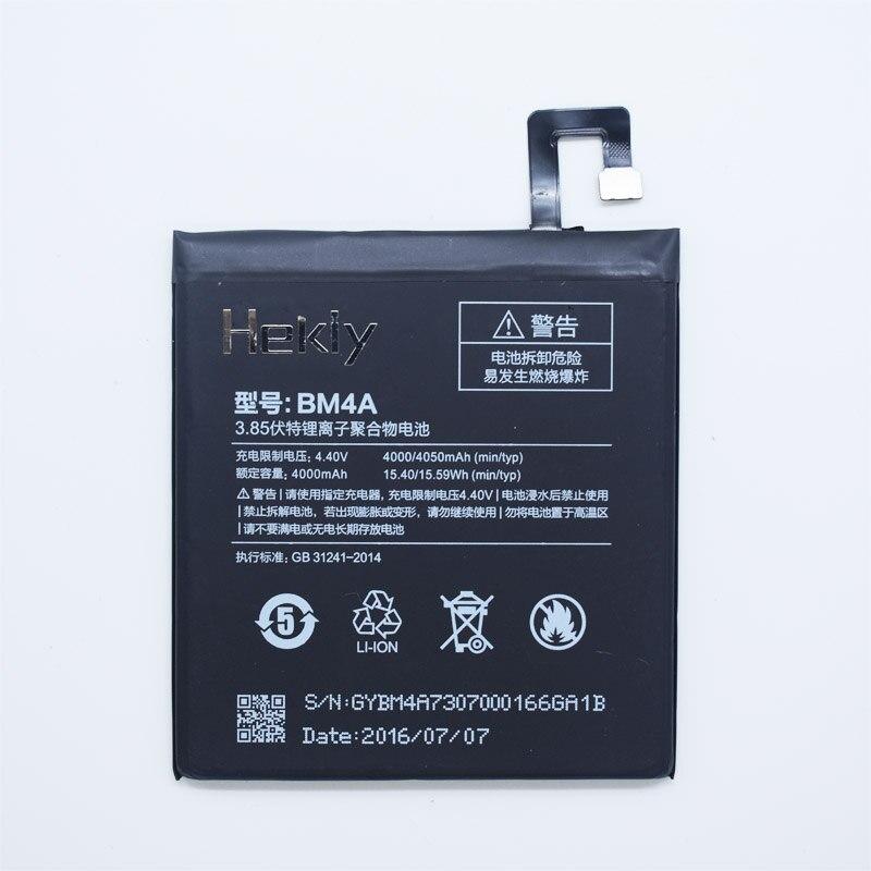 Accumulators Bm4a Battery Replacement-Accessory Xiaomi Redmi 4000mah For Pro 100%New