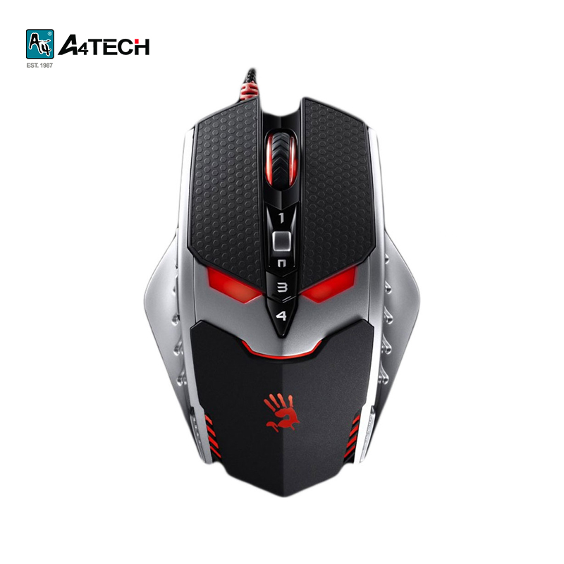 Gaming mouse A4Tech Bloody TL8 Terminator Officeacc gaming keyboard a4tech bloody b254 officeacc