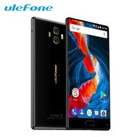 Ulefone Mix 4G LTE Dual Sim Card Smartphone 5.5 Inch Android 7.0 Nougat Octa Core 4G+64G 13MP Mobile Phone Fingerprint Cellphone