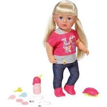 Кукла ZAPF CREATION Сестричка BABY born  43 см
